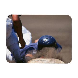 Baseball 5 magnet