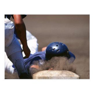 Baseball 5 postcard