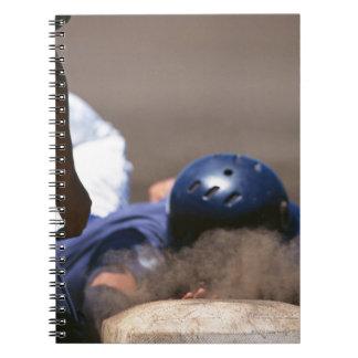 Baseball 5 spiral notebook
