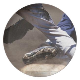 Baseball 6 dinner plate
