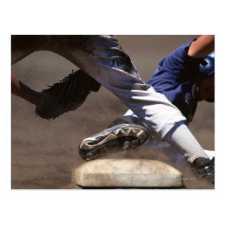 Baseball 6 postcard
