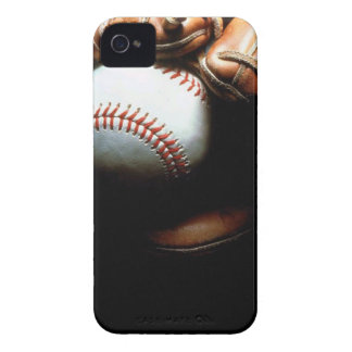 Baseball 7 Case-Mate iPhone 4 cases