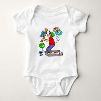 Baseball 7th Birthday Gifts T Shirts