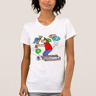 Baseball 7th Birthday Gifts Tee Shirts