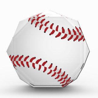 baseball acrylic award