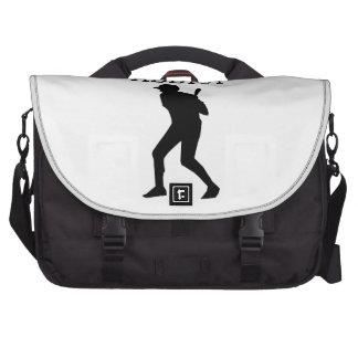 Baseball Addict Computer Bag