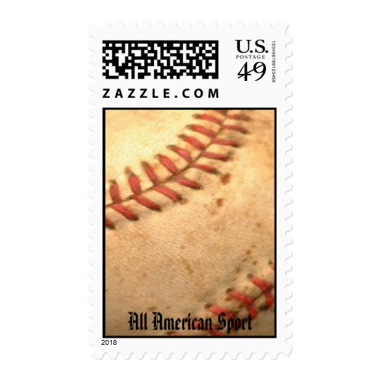 baseball, All American Sport Postage