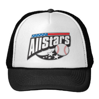 Baseball All Stars Trucker Hat