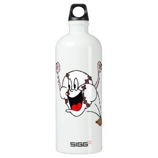Baseball Aluminum Water Bottle