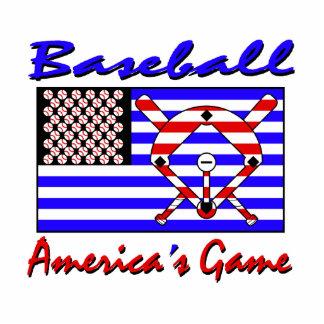 Baseball America's Game Statuette