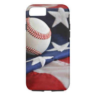 Baseball America's Pastime iPhone 7 Case
