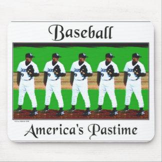 Baseball - America's Pastime Mouse Pad