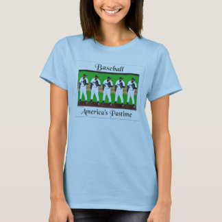 Baseball - America's Pastime T-Shirt