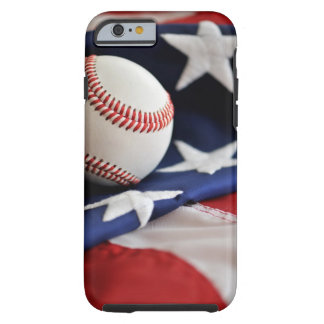 Baseball America's Pastime Tough iPhone 6 Case