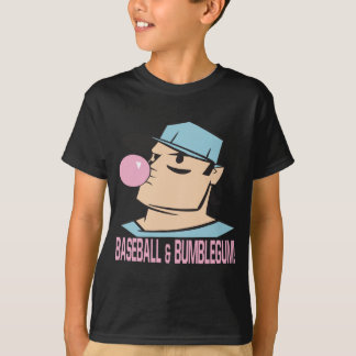 Baseball And Bubblegum T-Shirt
