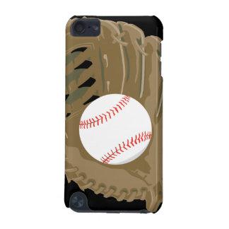 baseball and glove mitt iPod touch 5G case