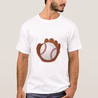 Baseball and Glove T-Shirt