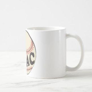 Baseball and Issac Coffee Mug