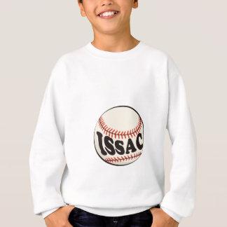 Baseball and Issac Sweatshirt