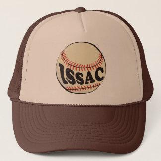 Baseball and Issac Trucker Hat