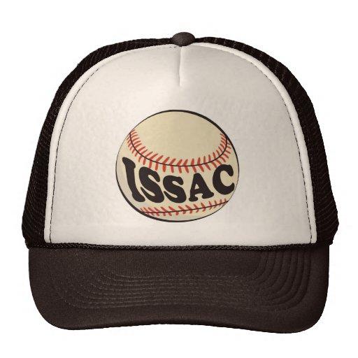 baseball and issac trucker hat zazzle