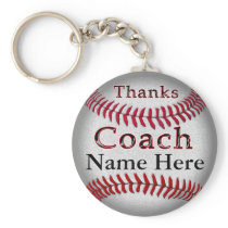 Baseball and Softball Gifts Under $5.00 Keychain