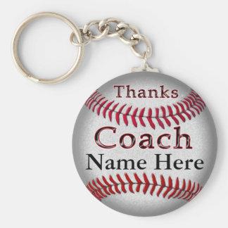 Baseball and Softball Gifts Under $5.00 Keychain