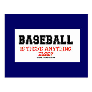 Baseball Anything Else? Postcard