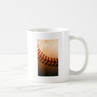 Baseball Art Classic White Coffee Mug