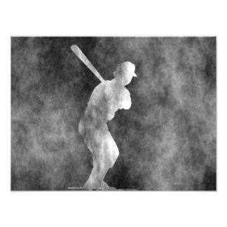 Baseball Art Photo Print