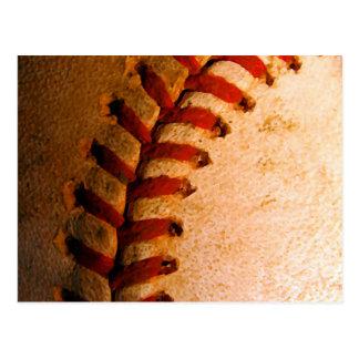 Baseball Art Postcard