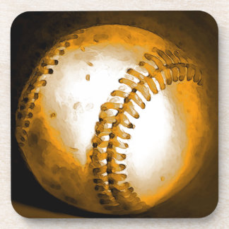Baseball Artwork Coaster
