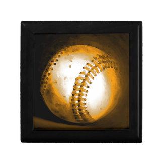 Baseball Artwork Gift Box
