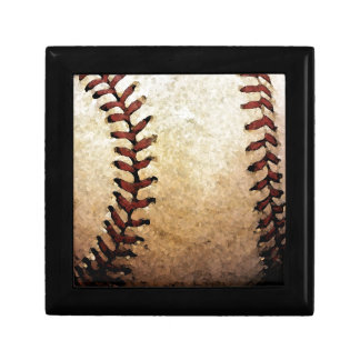 Baseball Artwork Trinket Boxes