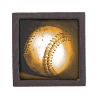 Baseball Artwork Premium Gift Box