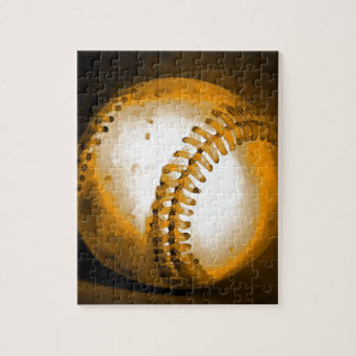Baseball Artwork Puzzle