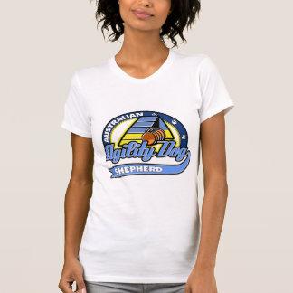 Baseball Australian Shepherd Agility T-shirt