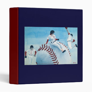 Baseball Avery Binder