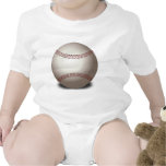 Baseball Baby Bodysuits