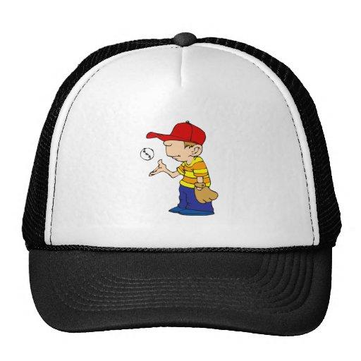 Baseball Baby Boy Mesh Hats