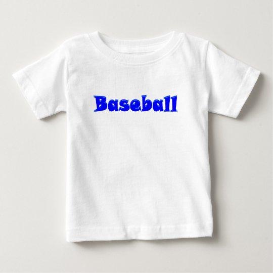 Baseball Baby T-Shirt