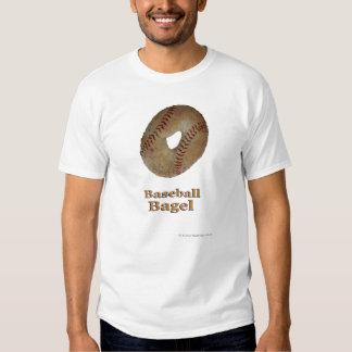 Baseball Bagel Tee Shirt
