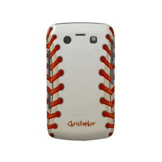 Baseball Ball Blackberry Case-Mate Case