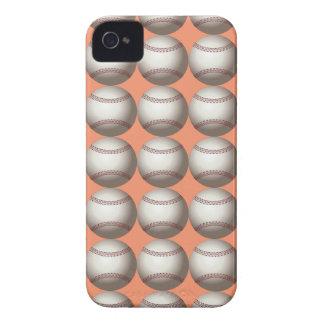 baseball ball for baseball fun iPhone 4 case