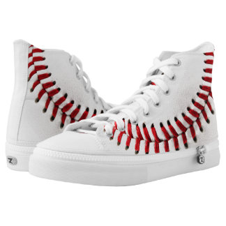 Baseball ball High-Top sneakers