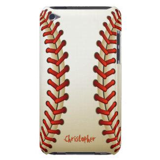 Baseball Ball iPod Touch Case