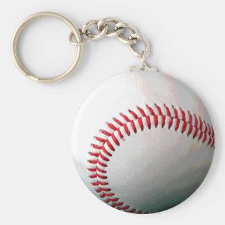 Baseball Ball Keychain