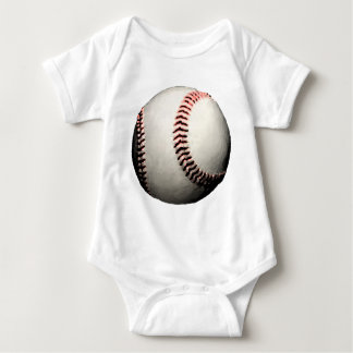 Baseball Ball Major League Team Infant Creeper