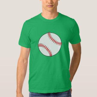 Baseball Ball Mens T-Shirt