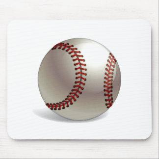 Baseball Ball Mouse Pad
